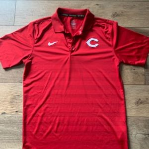 Cincinnati Reds Nike Dri-fit polo